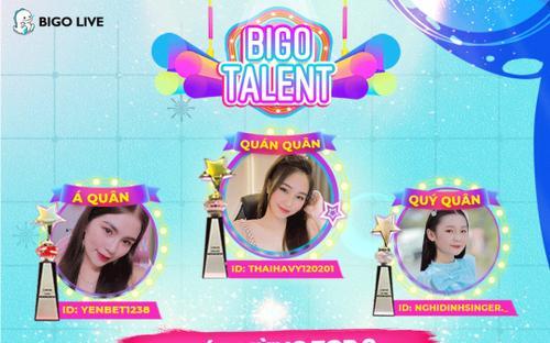 Hoài Lâm, Vương Khang không ngừng 'thán phục' trước các tiết mục độc đáo tại chung kết Bigo Talent 2021