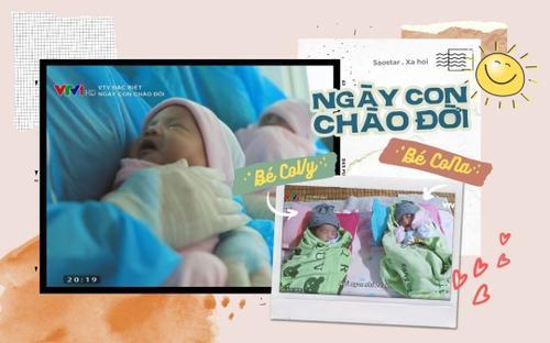 VTV 'Ngày con chào đời': Vượt qua ranh giới, 2 bé Cô Na và Cô Vy được về nhà trong vòng tay người thân