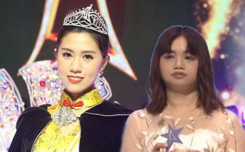 Hoa hậu châu Á 2021 bị thí sinh xấu béo lấn át trong đêm đăng quang