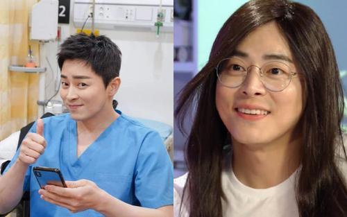 Cư dân mạng cười bể bụng với màn giả gái của Jo Jung Suk: 'Hình tượng giáo sư Lee Ik Jun nay còn đâu'