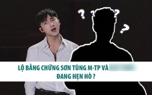 Fan xôn xao truyền tay nghi vấn Sơn Tùng hẹn hò một nam ca sĩ: Chuyện gì thế này?