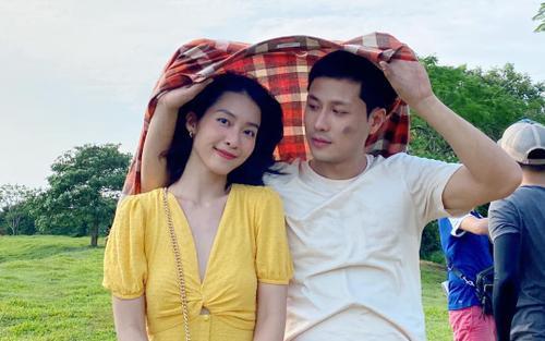 Thanh Sơn gia nhập hội 'chỉ follow mình em', nghi vấn 'phim giả tình thật' với Khả Ngân?