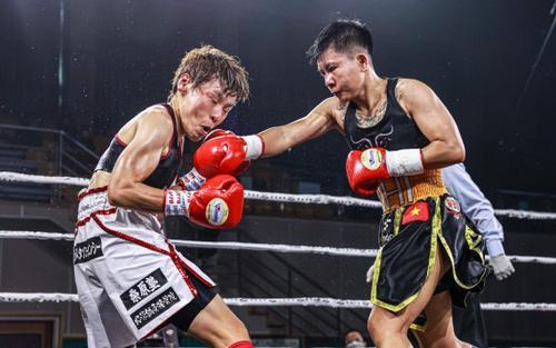 Nhà vô địch Trần Văn Thảo: 'Thu Nhi đã đánh quả cảm để giành đai WBO'