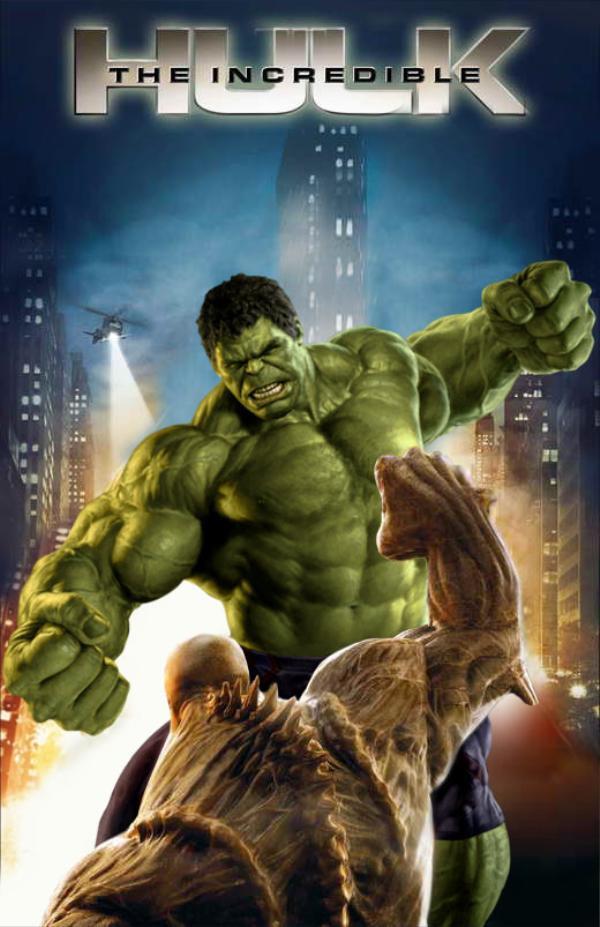 Hulk là cái tên tiếp theo được ưu ái ra mắt trong vũ trụ điện ảnh Marvel.