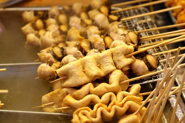 Những món ăn đường phố nức tiếng tại Hàn Quốc, Nhật Bản mà bạn nhất định phải nếm thử