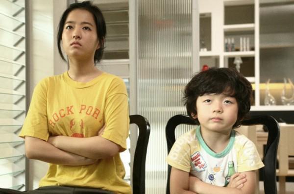 Con trai Park Bo Young trong Ông ngoại tuổi 30, Wang Suk Hyun bị fan dọa giết