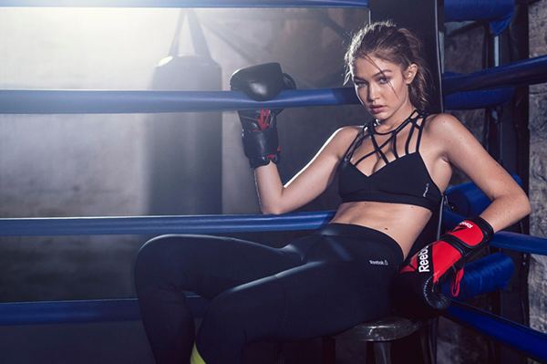 Boxing là môn thể thao yêu thích của người đẹp.