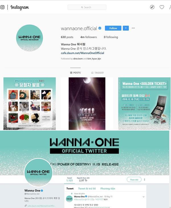 Hai tài khoản mạng xã hội triệu follow này có thể sẽ biến mất sau ngày 31/12.