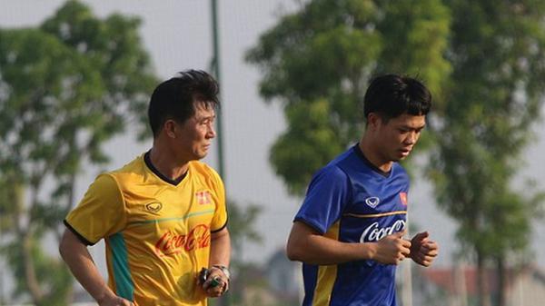 Ông Bae Ji-won đồng hành hơn 1 năm qua cùng đội tuyển Việt Nam