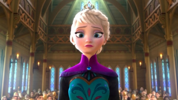 Hình ảnh đầu tiên về Frozen 2 cho thấy Elsa và Anna trông già hơn hẳn phần đầu