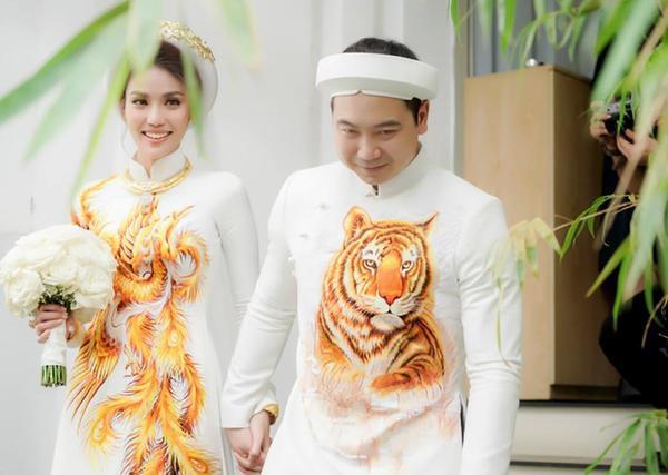 Tổ ấm nghìn đô của Lan Khuê và chồng đại gia siêu hoành tráng như cung điện hoàng gia