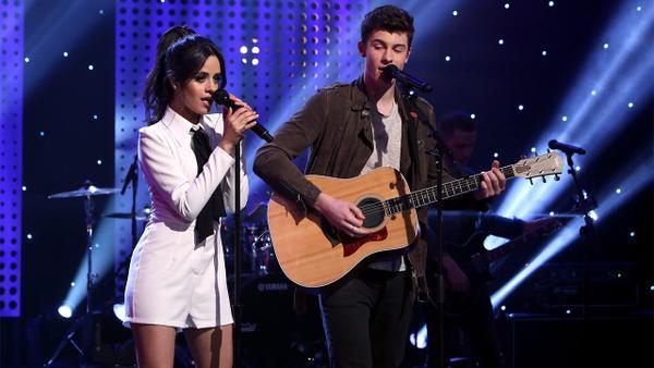 Shawn và Camila đã đứng cùng nhau trên nhiều sân khấu trước đây.