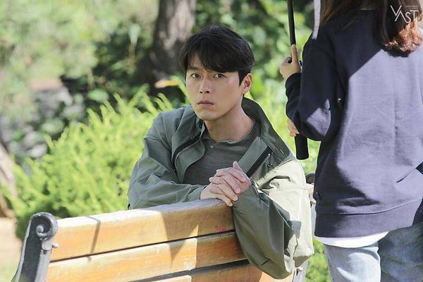 """Hyun Bin """"ngơ"""", """"ngố""""."""