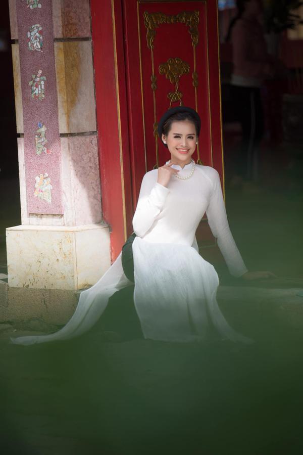 Bố mẹ Cao Tuyết luôn tại điều kiện hết mình để con cái phát triển bản thân.