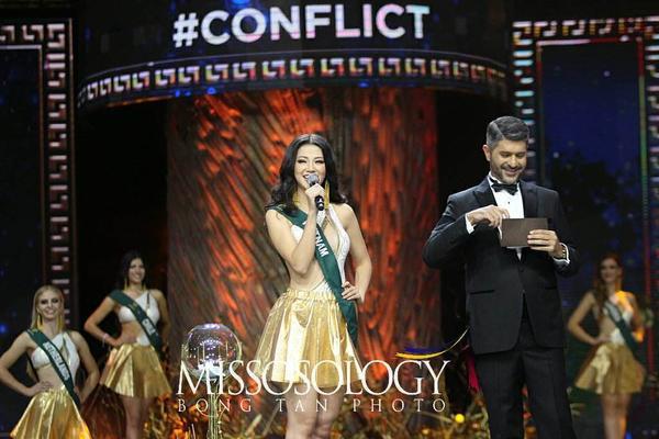 Mang tiếng âm thầm mua giải, Hoa hậu Trái đất Phương Khánh tự làm được gì tại Miss Earth 2018?