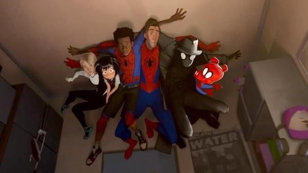 Spider  Man: Into the Spider  Verse trở thành phim hoạt hình hay nhất năm tại Quả Cầu Vàng 2019