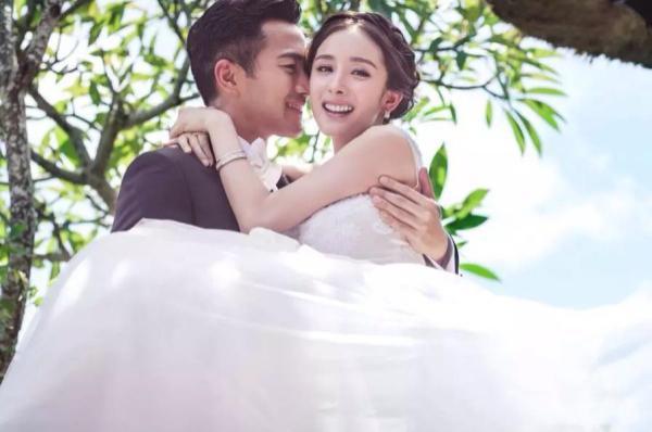 Hàng loạt hình ảnh về đồ đôi của Dương Mịch và Lý Dịch Phong bị đào lại  Nghi vấn cả hai quen nhau?