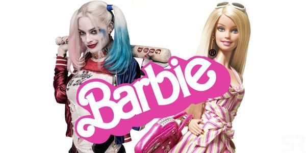 Sẽ ra sao khi quái nữ Harley Quinn Margot Robbie trở thành búp bê Barbie trong phim live-action?