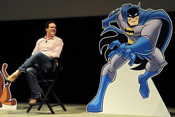 Diedrich Bader nổi tiếng với việc lồng tiếng cho Batman