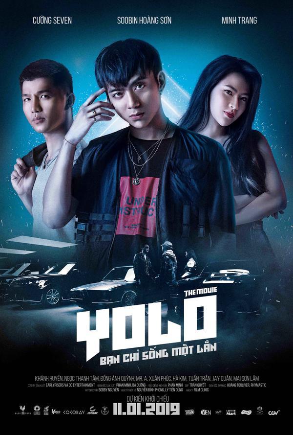 Không chỉ bóc trần thế giới underground, YOLO còn khiến khán giả rơi nước mắt vì tình bạn, tình thân