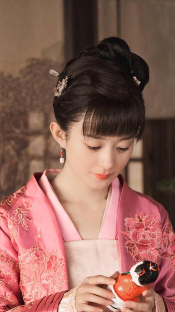 Minh Lan truyện: Triệu Lệ Dĩnh khó lòng từ bỏ mối tình đầu với Chu Nhất Long