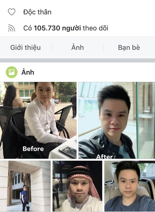 Trạng thái độc thân trên facebook Phan Thành