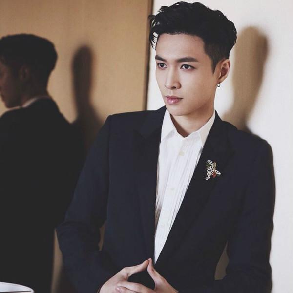 Thành viên người Trung của EXO - Lay.