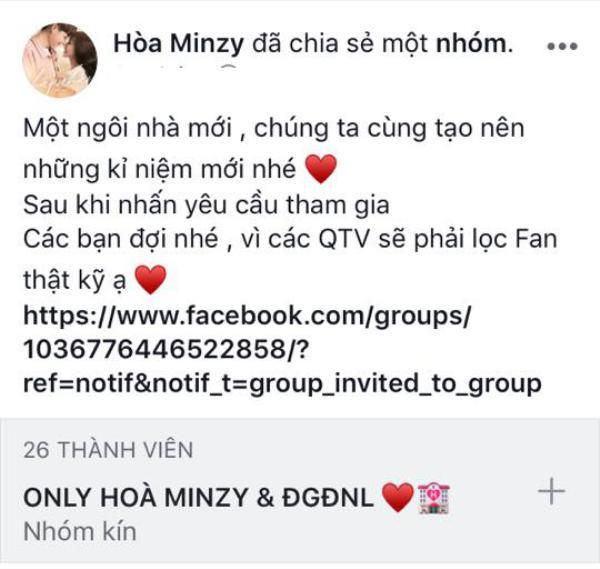 Đẳng cấp Hòa Minzy, ai muốn trở thành fan buộc phải phổ cập kiến thức về cô Hòa!