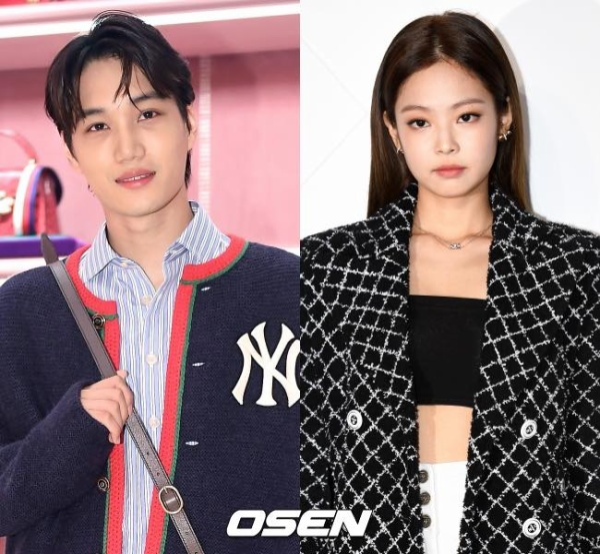 Kai và Jennie chia tay sau chưa đầy 1 tháng công khai.