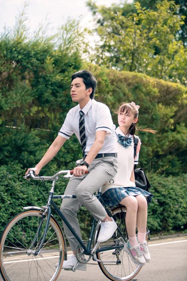 Tiếp đến, bạn có cảm thấy mình đang xem phim của Nhật Bản chứ?