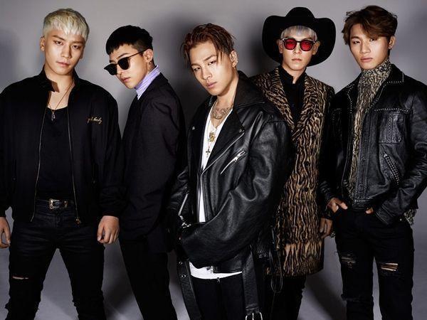 YG đang sở hữu rất nhiều boygroup.