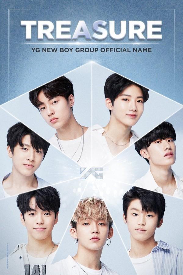Một nhóm nhạc nam còn chưa chính thức debut trong năm nay.