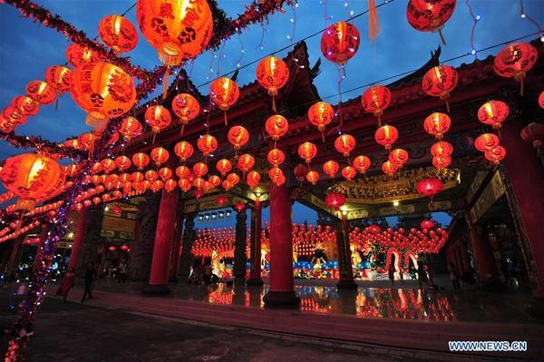 Được biết, lễ hội đèn lồng sẽ chính thức diễn ra vào ngày 5/2, đúng ngày đầu tiên của năm Kỷ Hợi 2019.