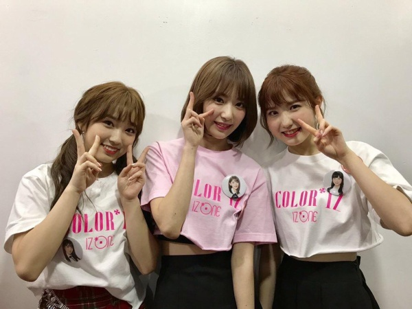 3 cô gái Nhật Bản - Át chủ bài độc nhất của IZ*ONE cho các hoạt động tại Nhật Bản.