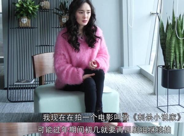 Dương Mịch chia sẻ về tai nạn suýt mất mạng khi còn nhỏ, hết Tết vẫn chưa có thể về thăm con gái