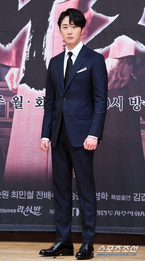 Họp báo Haechi: Go Ara trở thành nữ phụ đam mỹ giữa rững mỹ nam Jung Il Woo, Kwon Yul, Park Hoon
