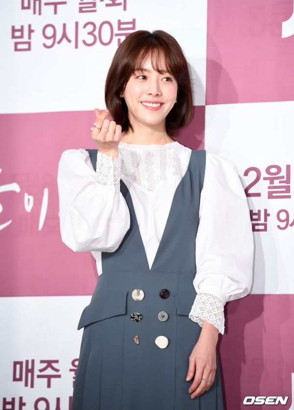 Họp báo Dazzling: Độ trẻ đẹp và chiều cao gây sốt của cặp đôi hơn kém 12 tuổi Han Ji Min  Nam Joo Hyuk