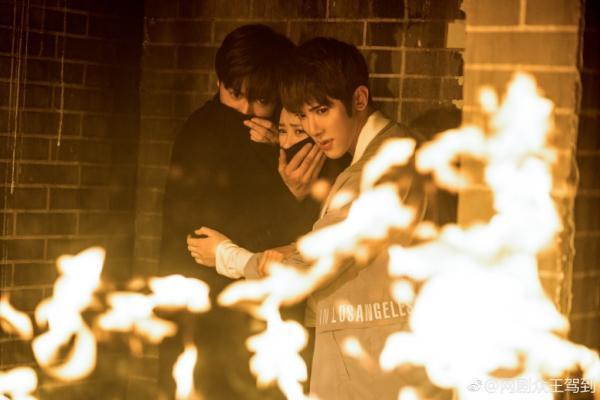 Tất tần tật về ba chàng diễn viên điển trai của webdrama 'Chúng vương giá đáo'