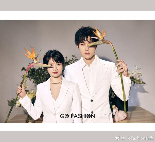 Kí ức độc quyền: Khi thầy Mộ và bạn học Tiết Đồng lên tạp chí Go Fashion