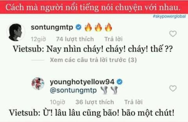 Hết Snoop Dogg rap Chạy ngay đi, giờ Sơn Tùng thả thính rapper người Hàn Quốc: Sky sống sao cho đặng?
