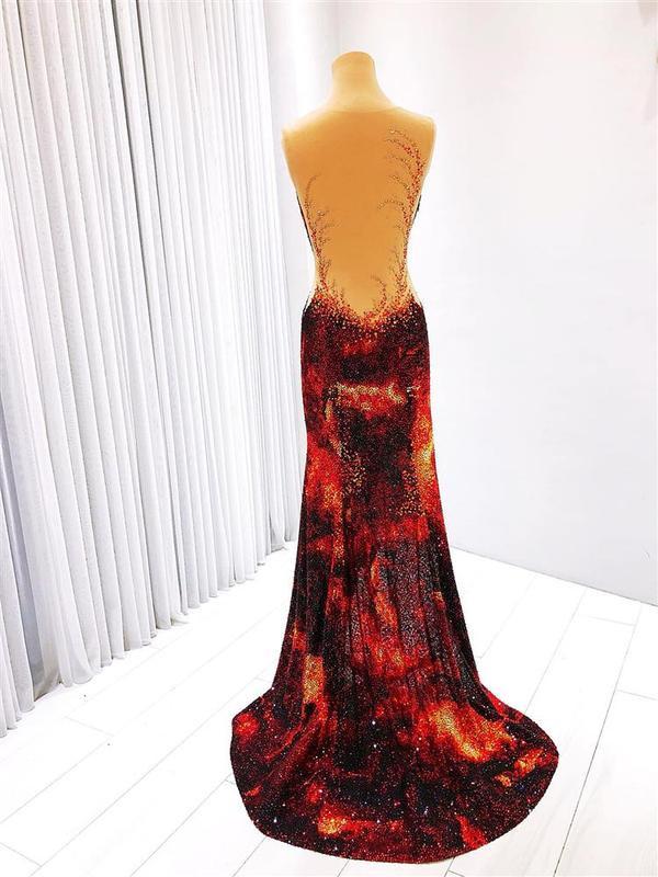 Váy núi lửa phun trào của Miss Universe 2018  Catriona Gray lại dậy sóng mạng xã hội