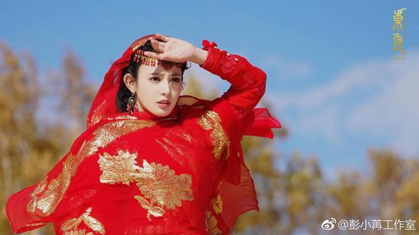 """Tiểu Phong xinh đẹp trong mọi tạo hình và trang phục của """"Đông Cung""""."""