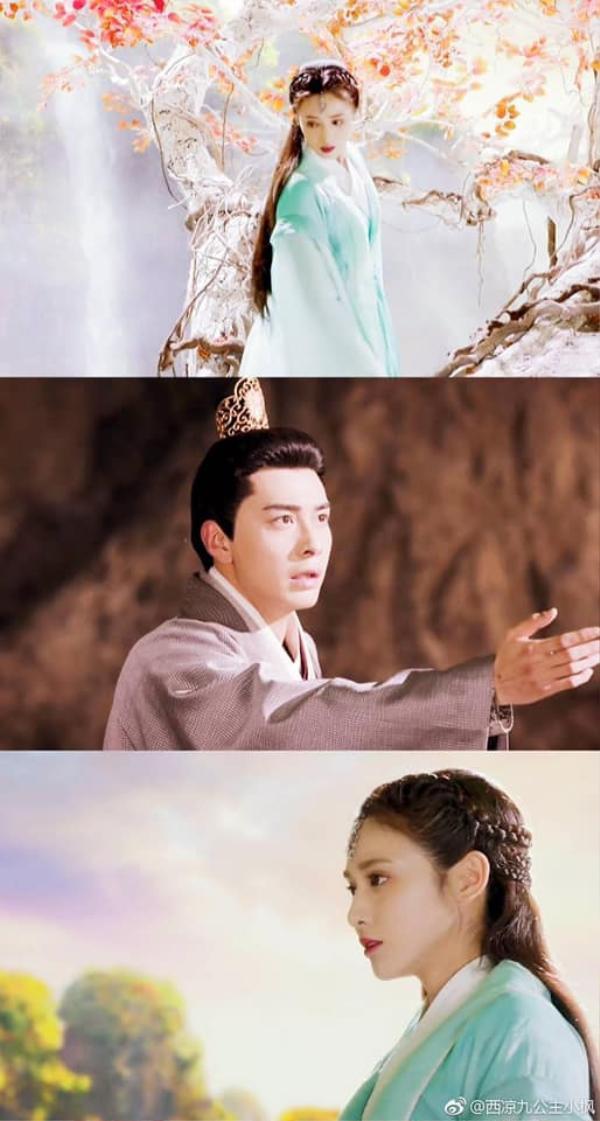 Tiểu Phong gieo mình xuống sông