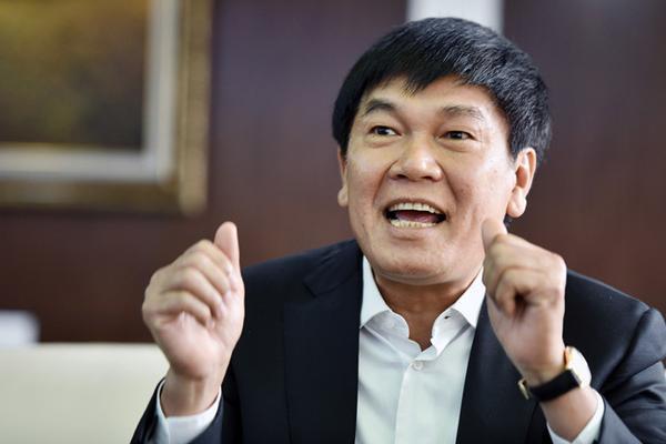 Vợ ông Trần Đình Long sở hữu lượng cổ phần trị giá hàng nghìn tỷ đồng tại Hòa Phát. Ảnh: Hoàng Hà.