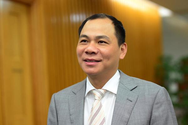 Ông Phạm Nhật Vượng và là Chủ tịch HĐQT đồng thời là cổ đông lớn nhất tại Vingroup. Ảnh: Tiến Tuấn.