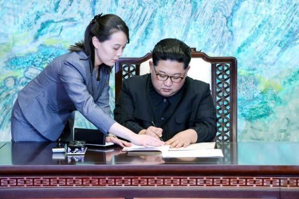 Bà Kim Yo Jong luôn sát cánh bên anh trai - nhà lãnh đạo Triều Tiên Kim Jong-un