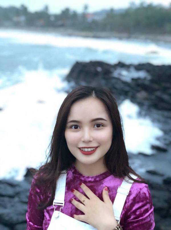 Đó là một trong những yếu tố để Linh quyết định thi vào Học viện Ngoại giao để thực hiện niềm đam mê của mình.