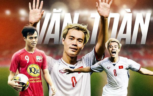 Văn Toàn là cầu thủ quan trọng nhất của CLB HAGL.