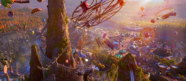 Wonder Park  Công viên kỳ diệu đã tạo nên phép màu bằng niềm tin như thế nào?
