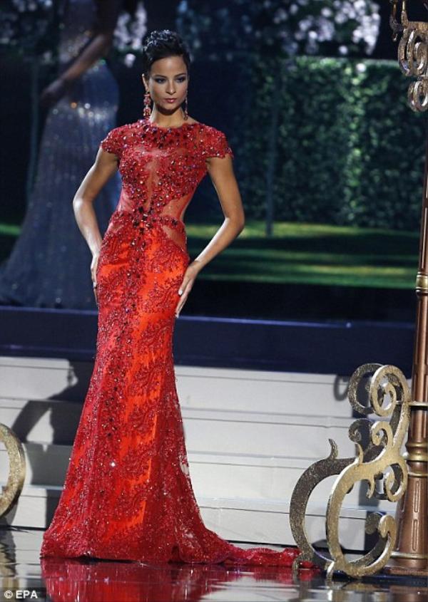 Kaci Fennell - Á hậu 4 - Miss Universe 2014 người Jamaica.